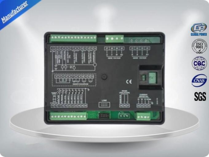 Water - Cooled Diesel Generator Controller With CE / ISO Certification