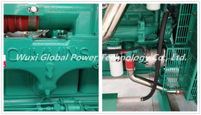 400 KVA / 320 KW Cummins Diesel 3 Phase Generator with 50 °C Copper Radiator