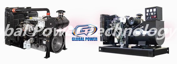 Soundproof Silent Diesel Generator Set 150 KVA Lovol 75dB at 7 M with Super Performance