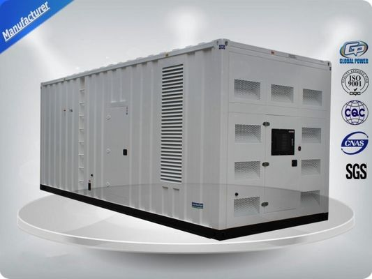 چین Perkins 3 Phase Container Generator Set With  900-1125Kw/Kva Prime Power تامین کننده
