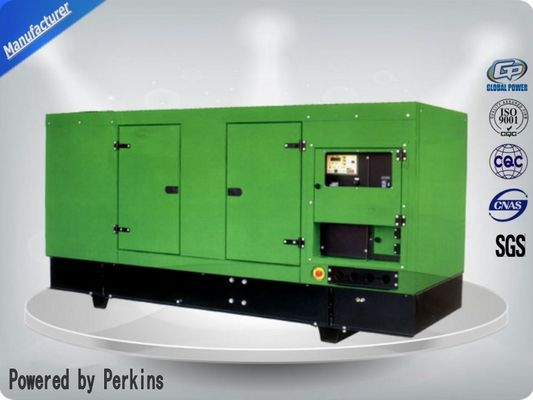 چین 300kva Slient Type Industrial Diesel Generators Set With OEM / ISO Certification تامین کننده