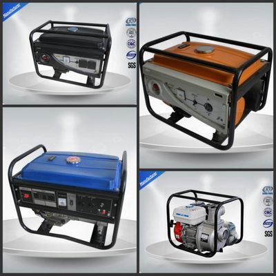 چین 1800 W Open Small Gasoline Generator Set Single Phase Three Loops Energy - Saving تامین کننده