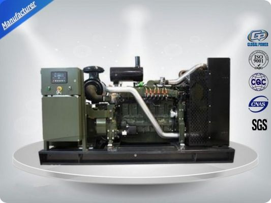چین Open Synchronous Natural Gas Powered Generators 6 Cylinders With Weichai Engine تامین کننده