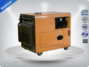 چین Electric Starter Powerful Gasoline Generator Set Silent Less maintenance تامین کننده