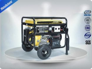 چین 7.5 Kva Manual Starter Low Noise Portable Generator , Residential Diesel Generators تامین کننده