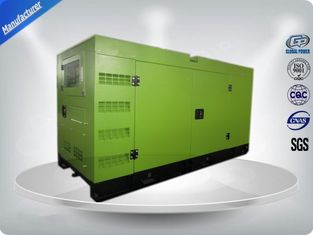 چین 800 kw / 1000kva Soundproof Perkins Diesel Generator Set  50 Hz Rated Frequency تامین کننده