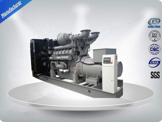 چین 200 Kw Prime Diesel Generator Low Fuel Consumption , 6 Cylinder Doosan Diesel Engine تامین کننده