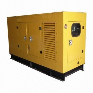 چین 300Kw 375Kva 50HZ Canopy Genset Silent Generator Set Cummins Engine For Outside Projects GP C300-2 تامین کننده