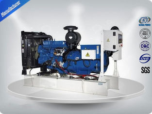 چین Emergency Diesel Power Generating Sets 24 KVA / 30 KVA Perkins Engine For Buildings تامین کننده