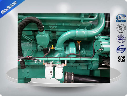 چین Open Type Cummins Diesel Generator Set 1200 KW 1500 KVA High Performance تامین کننده
