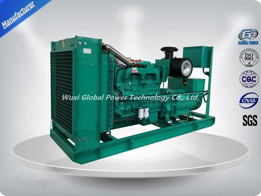 چین 400 KVA / 320 KW Cummins Diesel 3 Phase Generator with 50 °C Copper Radiator تامین کننده