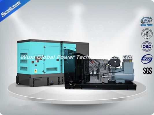 چین Soundproof Silent Diesel Generator Set 150 KVA Lovol 75dB at 7 M with Super Performance تامین کننده