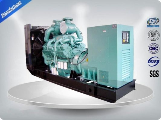 چین High Efficiency 3 Phase Gas Generator Set Brushless Support All Power توزیع کننده