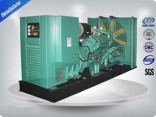 چین CE / ISO Approved Gas Generator Set With Weichai / Cummins / Perkins  Engine توزیع کننده