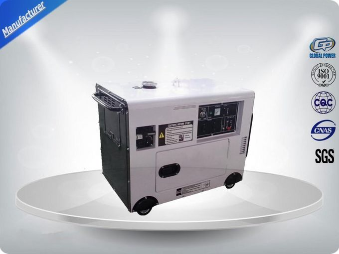 Open Type Gasoline Generator Set  0.65 KVA - 13.8KVA Single Phase Electric Starter